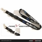 JDM Subaru 20mm Keychain Neck Lanyard - Blue
