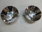2X Euro style Head light reflector for Mercedes 280sl w113
