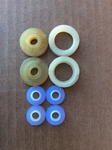 manual transmission gear linkage bushing kit w121w108 w110 w111 w113