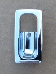 inside door panel lock handle chrome W115 W114 W111 W113 coupe cabrio 1137660011