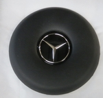 NEW BLACK STEERING WHEEL HORN PAD FITS MERCEDES W108 W109 W111 W113 W114 W115
