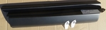 NEW RIGHTside sill cover metal with nylon spacers W121 190SL
