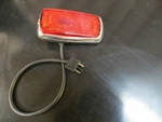 NOS rear red side marker light w108 w109 w111 w113 w114 w115 Mercedes