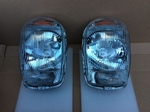 Pair Of Euro Style Headlights for Mercedes 230SL 250sl 280sl w113