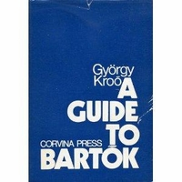 A Guide To Bartok   (Gyorgy Kroo)   (0828315590)