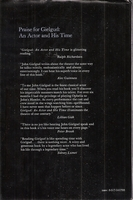 An Actor and His Time   (JOHN GIELGUD)    (0-517-541793)