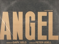 Angel      (Geld/Udell/Abrams GUA 001  - Promotion Issue only)