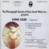 Anna Case      (Claremont GSE CD 78-50-68)