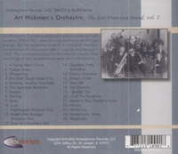 Art Hickman's Orchestra (Archeophone 6005)