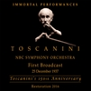 Arturo Toscanini - First NBC Broadcast     (2-Immortal Performances IPCD 1072)