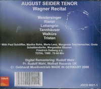 August Seider           (Gebhardt 0021)