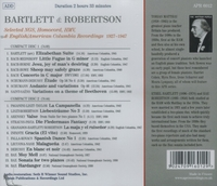Bartlett & Robertson      (2-Appian APR 6012)