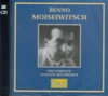 Benno Moiseiwitsch  -  Complete Acoustics    (2-Pearl 0142)
