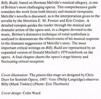 Billy Budd - Benjamin Britten  (Cooke & Reed)  0-521-38750-7