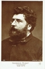 Bizet, Georges - unsigned sepia Carjat Photo Studio postcard
