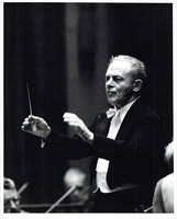 Burgin, Richard  (BSO conductor) - Unsigned BW photo