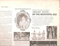 By the Beautiful Sea       (Capitol S531)       Original Broadway cast LP