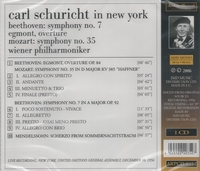 Carl Schuricht - United Nations Concert    (Archipel 0352)