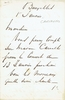 Carvahlo, Leon - 4-faced signed letter  &  ALS