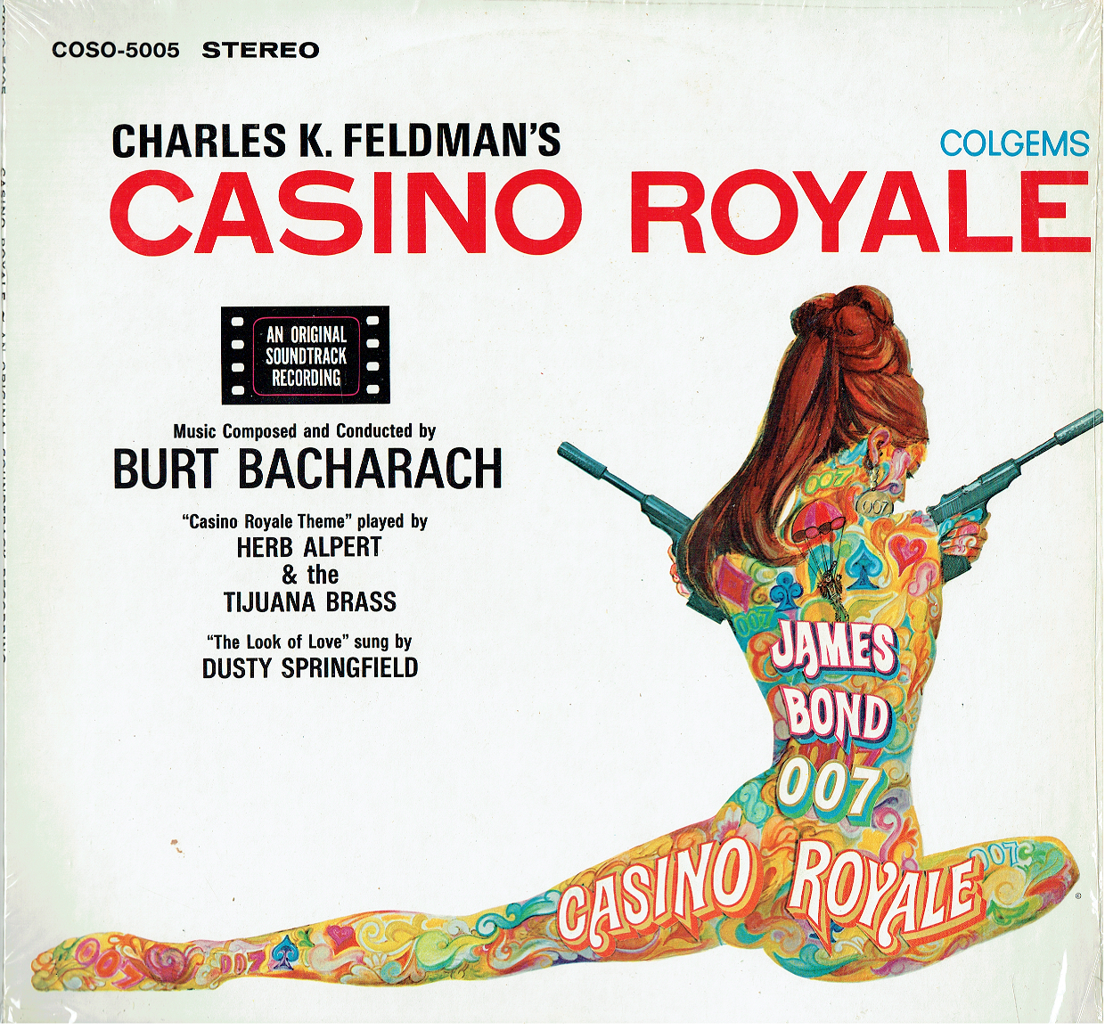 Casino Royale Bacharach Rca Colgems Coso 5005