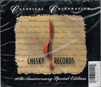 Chesky Records 10th Anniversary Edition   (Chesky CHE 10)