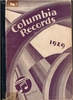 Columbia 1929 Records, Phonographs & Radio Catalogue