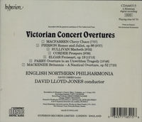 David Lloyd-Jones  -  Victorian Overures   (Hyperion  66515)