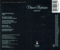 Dawn Upshaw - The Girl with Orange Lips        (Nonesuch 79262)