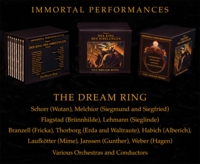 'Dream' Ring des Nibelungen  (Bodanzky, Furtwangler)  (12-Immortal Performances IPCD 1026/29)