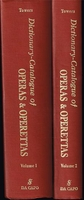 Dictionary-Catalogue of Operas and Operettas  (John Towers)