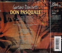 Don Pasquale   (Schippers; Valletti, Corena, Guarrera, Peters)  (2-Gala 100.586)