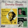 Dorothy Kirsten - Three Classic Albums     (Collectors' Choice  A 28794)