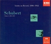 Schubert Lieder on Record, Vol. I    (3-EMI 66150)