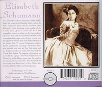 Elisabeth Schumann  -  Complete Edison and Polydor Recordings          (Romophone 81028)