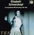 Elisabeth Schwarzkopf  -  Unpublished           (Testament SBT 2172)