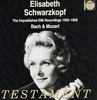 Elisabeth Schwarzkopf;  Ackermann & Dart  - Unpublished   (Testament SBT 1178)