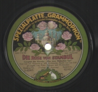 English Vocal 78rpm records