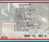 Fats Waller -  A musical contribution on V-Disc Recordings   (Collectors' Choice 617742667226)
