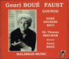 Faust    (Beecham;   Boue, Rico, Bourdin;  Charles Santley;  Harold Williams)     (3-Malibran 153)