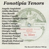 Fonotipia Tenors, Vol. I      (2-The Record Collector TRC 39)