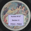 French Vocal 78rpm records Nos. P0543 - P0620