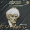 Georg Tinter         (Testament SBT 1502)