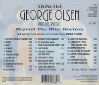 George Olsen and his Music    (ASV AJA 5388)