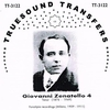 Giovanni Zenatello, Vol. IV    (Truesound Transfers 3122)
