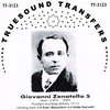 Zenatello, Vol. V; Ester Mazzoleni (Truesound Transfers 3123)