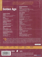 Great Voices of the Golden Age  (Medici Arts 3078538)