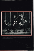 Guarneri Quartet    (Helen Drees Ruttencutter)   (0-690-01944-0)