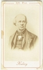 Halevy, Fromental - ALS, & unsigned miniature sepia photocard