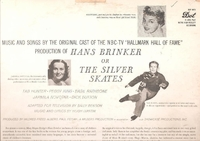 Hans Brinker or The Silver Skates  (DOT DLP-9001) original NBC TV LP