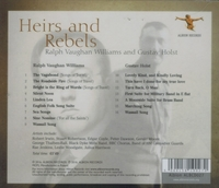 Heirs & Rebels (Dawson, Coyle, Irwin, Robertson)  (Albion 027)